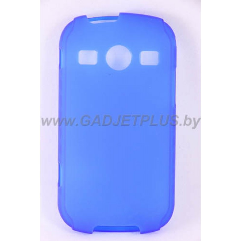 Samsung Galaxy Xcover 2 (S7710) чехол-бампер силиконовый JUST