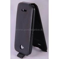 HTC Desire 616 чехол-блокнот черный