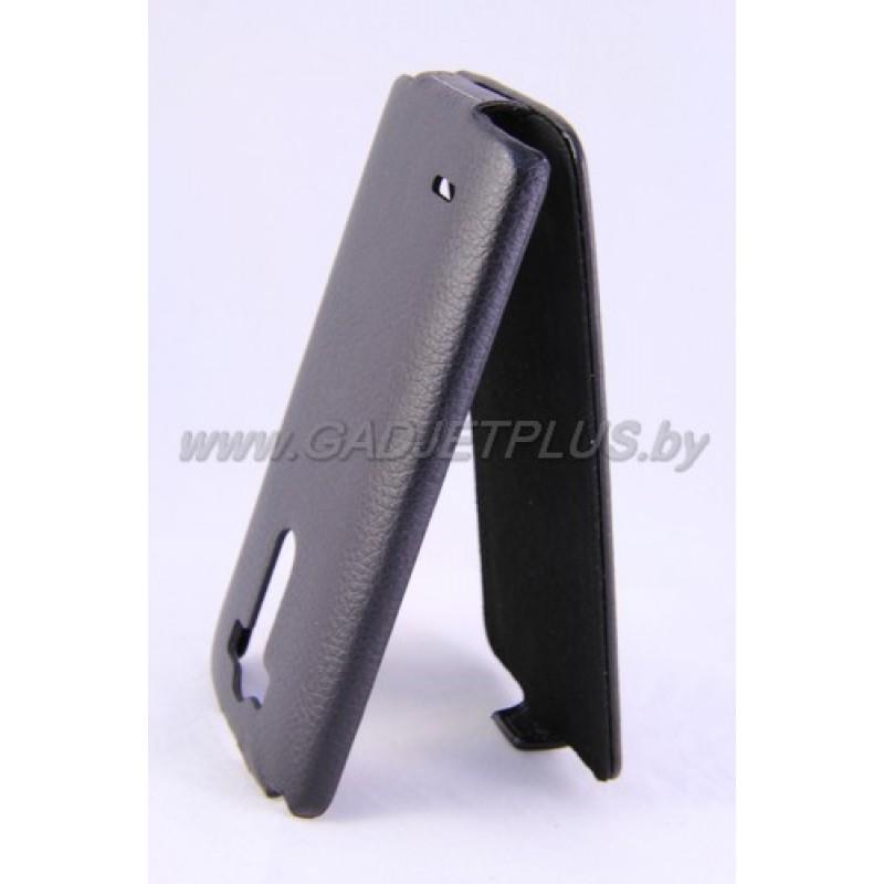 LG G3 (D855) чехол-блокнот Art Case, чёрный