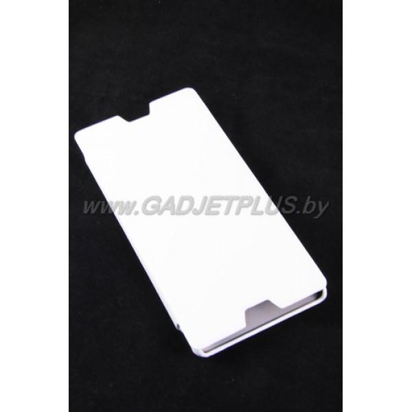Sony Xperia Z3 (D6603) чехол-книга Art Case, белый
