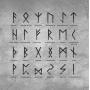 Чехол с рисунком (картинкой) и именем «Руны обереги» №3111