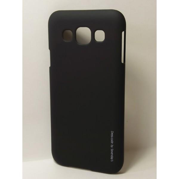 для Samsung Galaxy E5 SM-E500 Чехол-накладка Pipilu чёрный