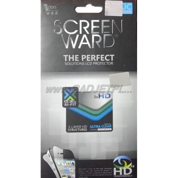 для Huawei Ascend G700 глянцевая пленка защитная ADPO ULTRA CLEAR
