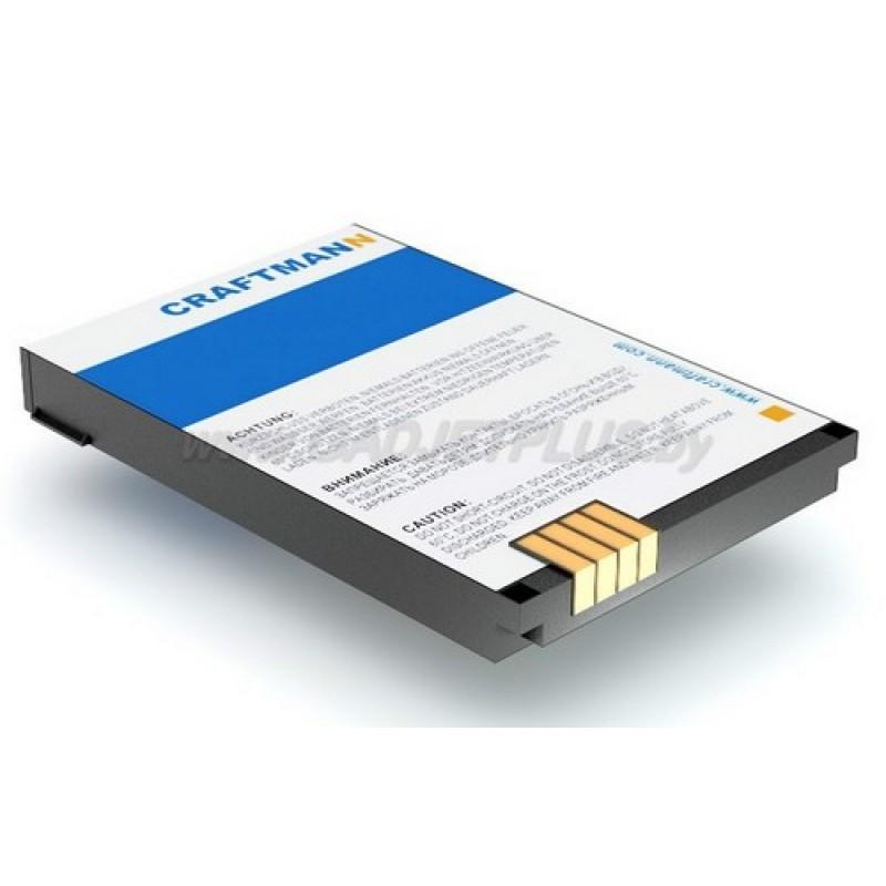 HP iPAQ 514 Voice Messenger 1100 mAh Аккумулятор батарея AKБ Craftmann