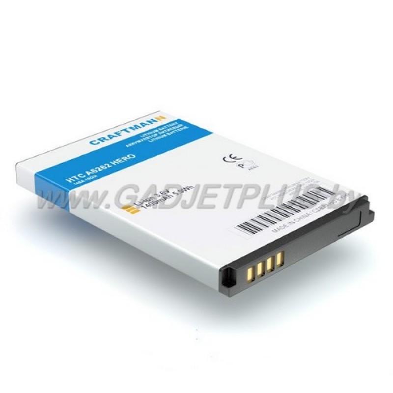 HTC A6262 HERO 1400 mAh АКБ КПК Craftmann