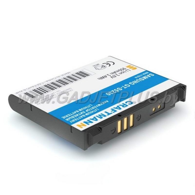Samsung GT-S5230 G800 950 mAh АКБ КПК Craftmann