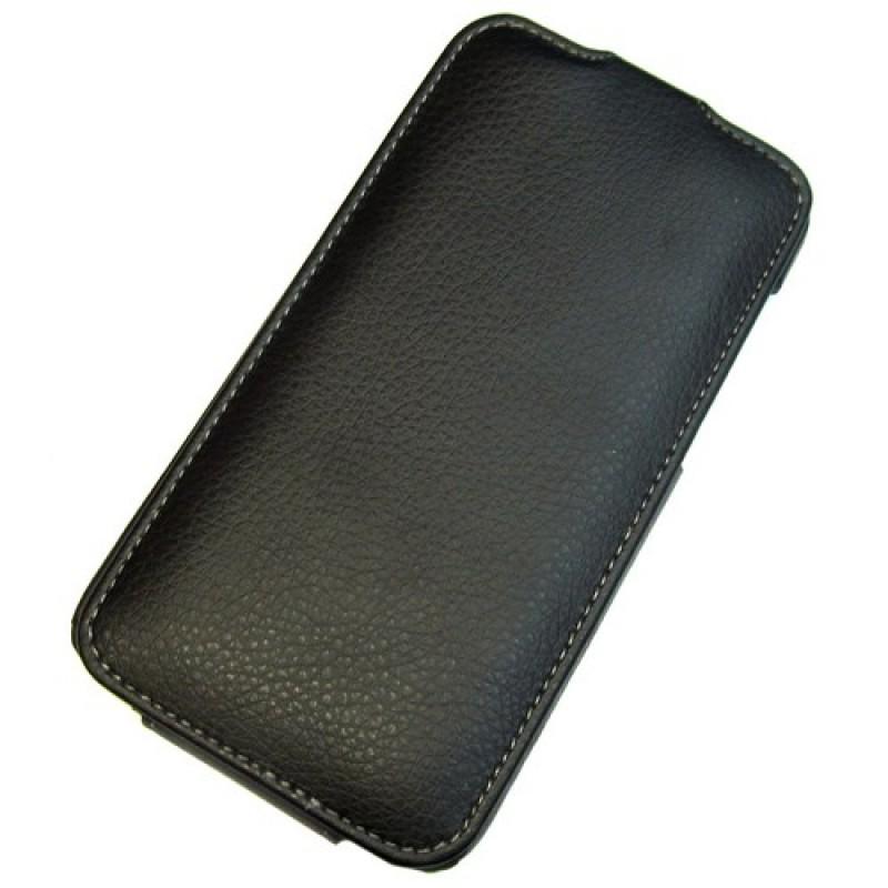 для Huawei Ascend G730 Чехол-блокнот Armor Case чёрный