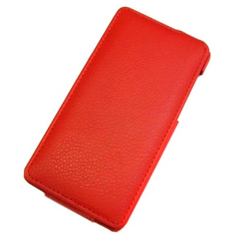 для Huawei Honor 6 Чехол-блокнот Armor Case красный