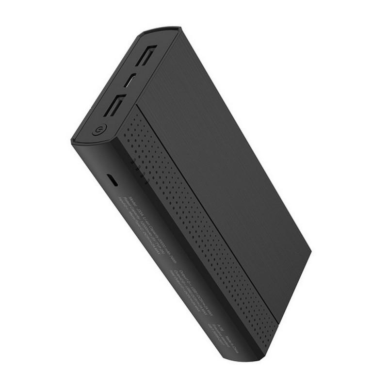 Power Bank Hoco J33A Cool freedom (Внешний аккумулятор) 20000 mAh чёрный