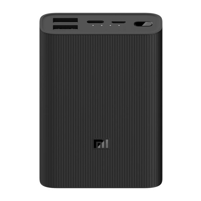 PowerBank Xiaomi Mi Power Bank 3 Ultra compact 10000 mAh BHR4412GL Black