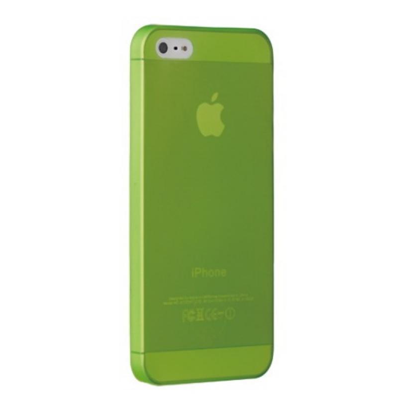 для iPhone 5S сверхтонкий силиконовый чехол