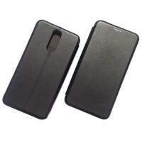 Чехол-книжка для Huawei Mate 10 Lite, Magnetic Flip Wallet, цвет чёрный