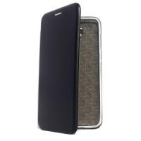 Чехол-книга для Huawei Y5 (2017), Magnetic Flip Wallet, цвет чёрный