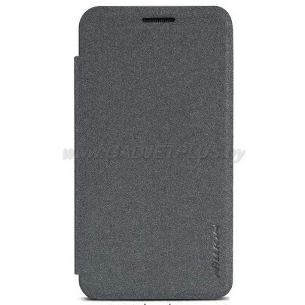 для Samsung Z1 (Z130H) Чехол-книга Nillkin Sparkle Series черный