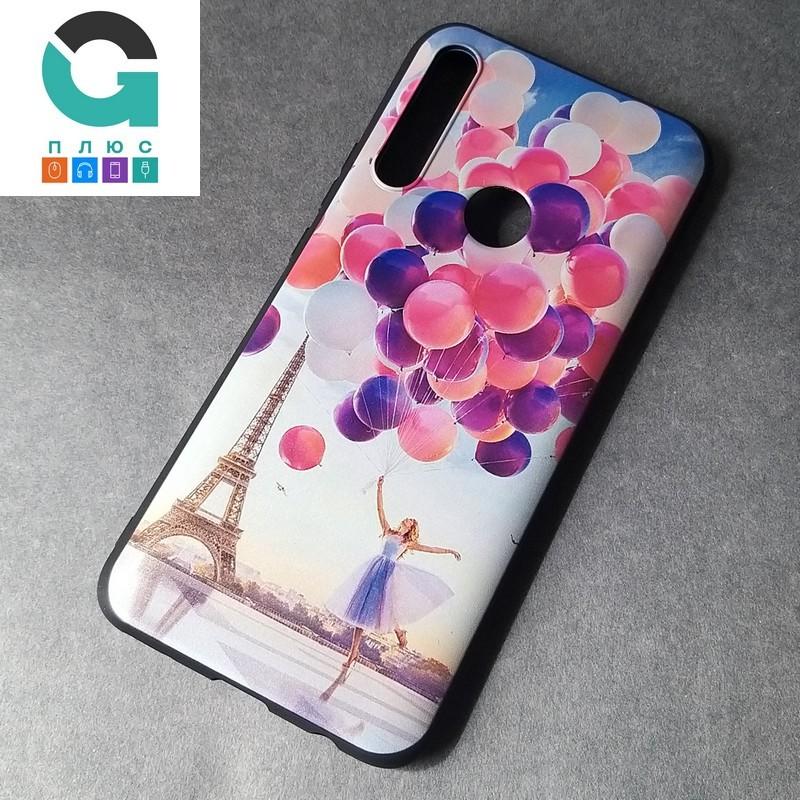 Чехол с картинкой для телефона Huawei P Smart Z №2444