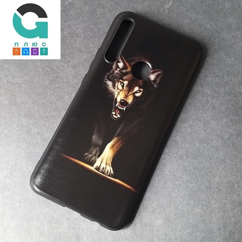 Чехол с картинкой для телефона Huawei P Smart Z №2548