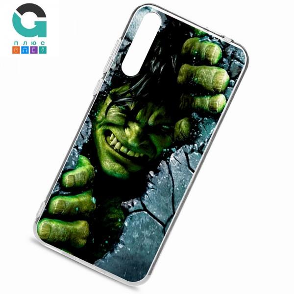 Чехол с картинкой для телефона Huawei Y8P №2323