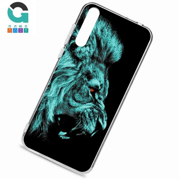 Чехол с картинкой для телефона Huawei Y8P №2449