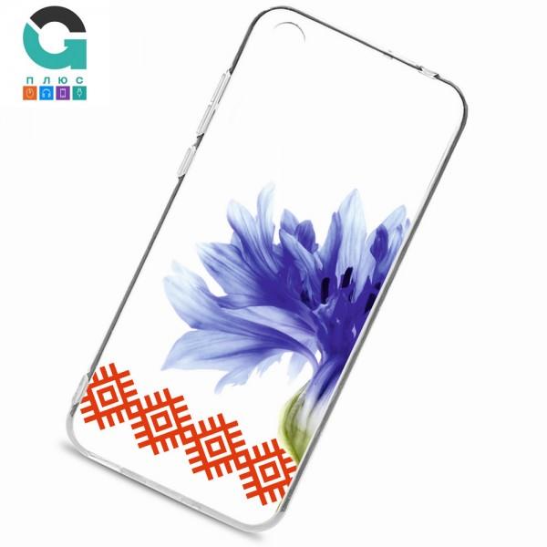 Чехол с картинкой для телефона Huawei Y8P №2892