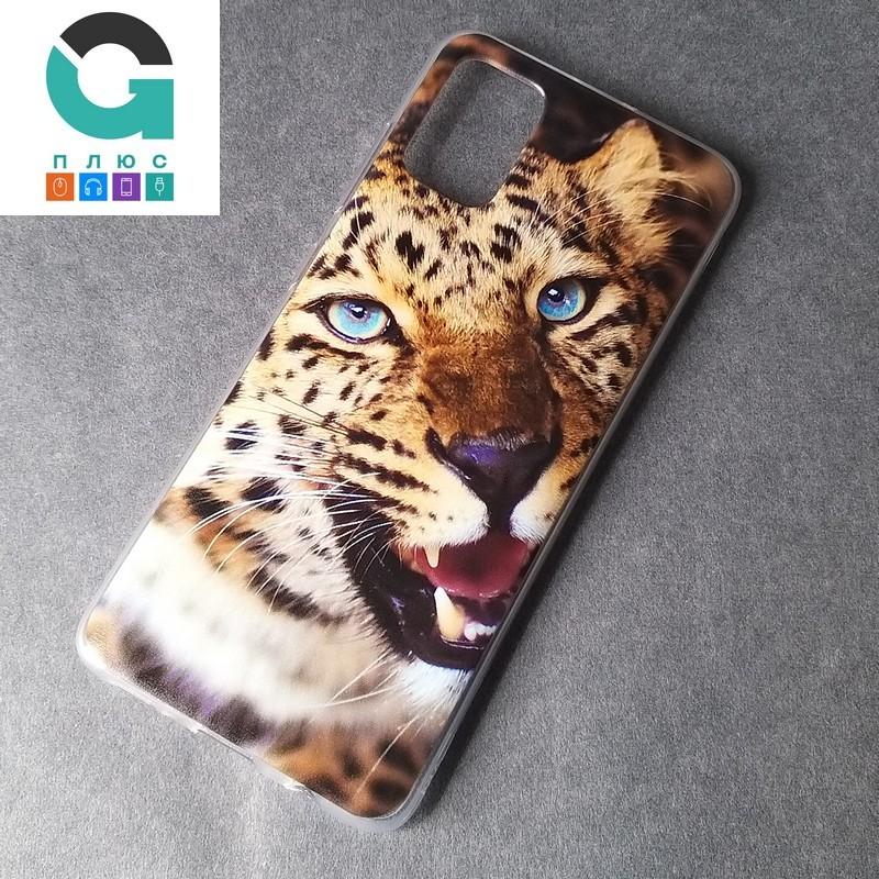 Чехол с картинкой для телефона Samsung Galaxy A51 №2239