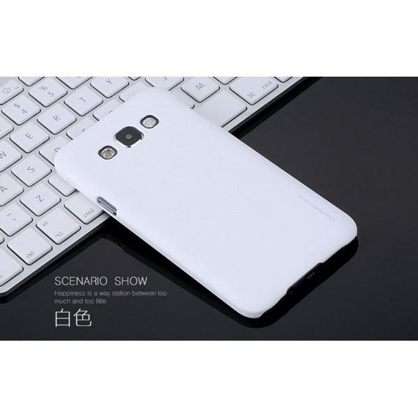 для Samsung Galaxy E7 SM-E700F Чехол-накладка X-level белый