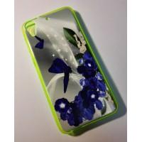 для HTC Desire 626 чехол-накладка силиконовый с картинкой №2054