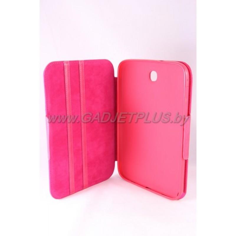 Samsung Galaxy Note 8.0 (GT-N5100) чехол-книга Experts Slim Tablet Case красный