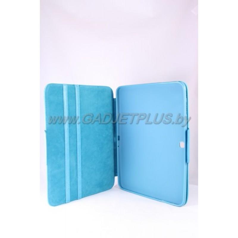 Samsung Galaxy Tab 4 10.1 SM-T530 чехол-книга Experts Slim Tablet Case, цвет голубой