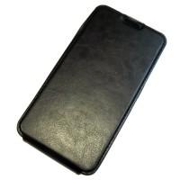 для Nokia Lumia 640 чехол-блокнот с силиконовым основанием Experts черный
