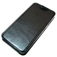 для ZTE Blade A510 чехол-блокнот с силиконовым основанием Experts черный
