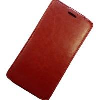 Lenovo A880 чехол-блокнот EXPERTS Slim Flip Case красный