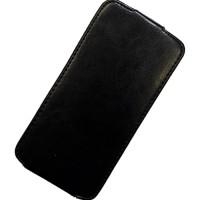 для HTC One M7 Чехол-блокнот Experts Slim Flip Case черный