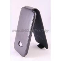 HTC One mini 2 чехол-блокнот EXPERTS Slim Flip Case, чёрный