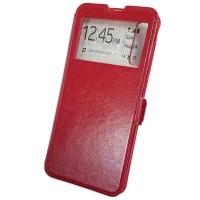 Чехол-книжка для Samsung Galaxy A50 Experts с окном цвет красный