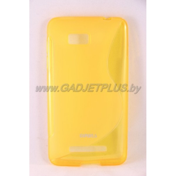 "HTC Desire 400 dual sim чехол-бампер силиконовый Experts ""TPU CASE"""
