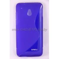 "HTC One mini чехол-бампер  EXPERTS "" TPU CASE"" силиконовый"