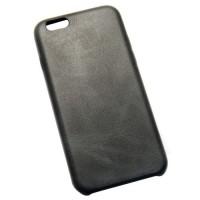 для Apple iPhone 6 / 6S чехол-накладка из PU кожи GADJET темно-серый