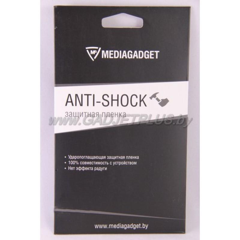 для Samsung Galaxy Note 3 (N9000) бронированная пленка защитная Media Gadget ANTISHOCK SERIES