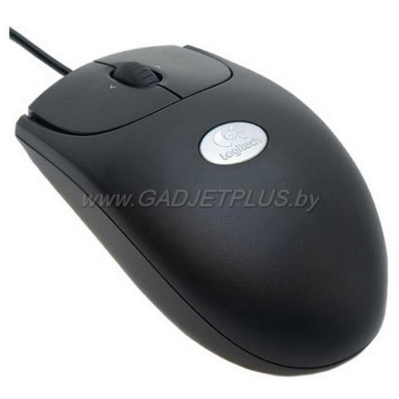 Logitech RX250 проводная оптическая мышь