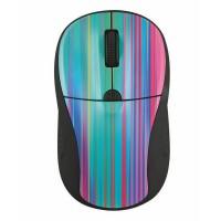 Мышь беспроводная Trust PRIMO Wireless Mouse Black-Rainbow