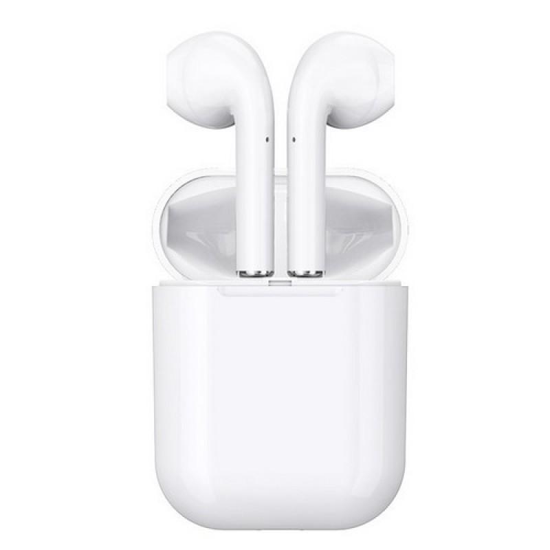 Беспроводные наушники (Bluetooth гарнитура) Hoco ES20, цвет белый
