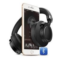 Hoco W10  беспроводные Bluetooth V4.1 наушники динамические цвет черный