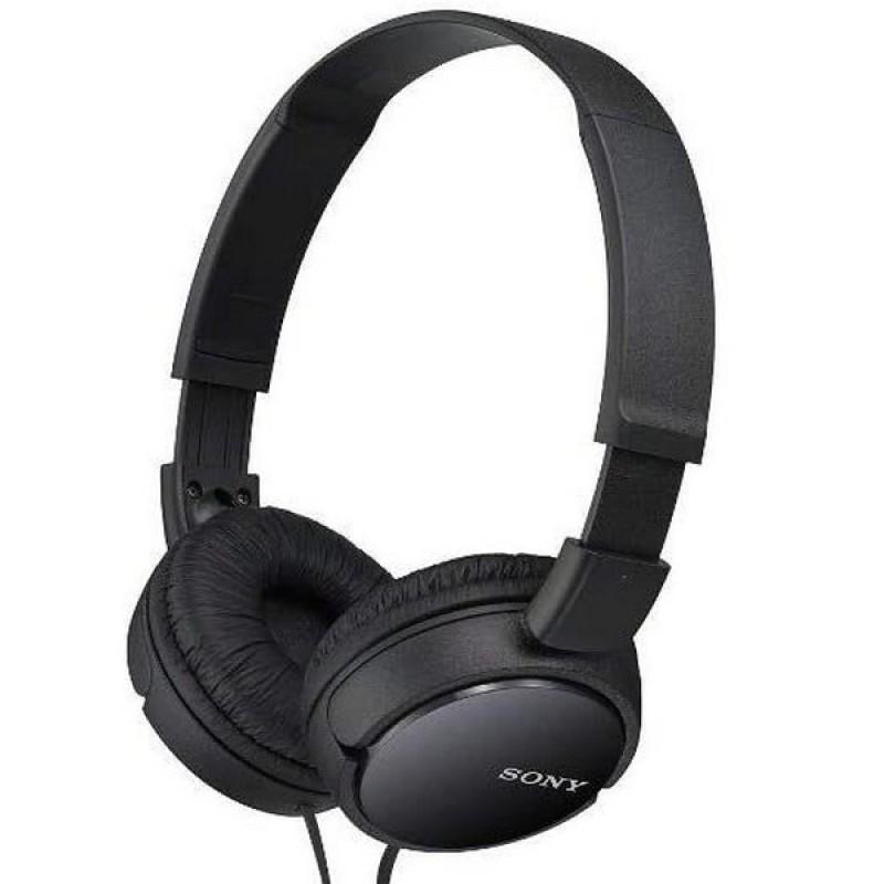 Наушники с микрофоном Sony MDR-ZX110AP, черные