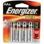 Батарейки Energizer МАХ AA LR6 (4шт в упаковке)