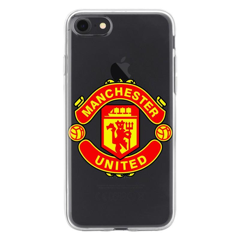 Чехол для телефона с картинкой №2419 Манчестер Юнайтед (футбольный клуб)
