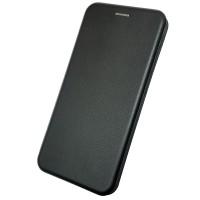 Чехол-книжка для Xiaomi Redmi Go, Magnetic Flip Wallet, цвет чёрный