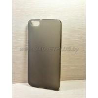 для Huawei Honor 4X чехол-накладка силиконовый TPU Case матовый черный