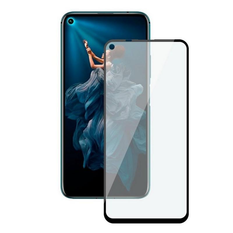 Защитное стекло для Huawei Honor 20 / Honor 20 Pro с полной проклейкой, цвет чёрный