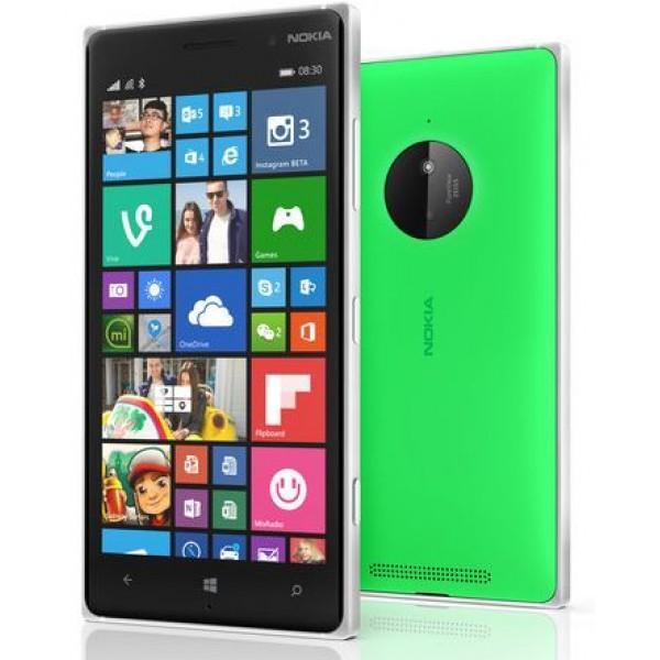 для Nokia Lumia 830 Защитное стекло Ainy 2.5D 0.33mm Glass