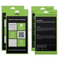 для Sony Xperia Z5 Compact двухстороняя глянцевая (прозрачная) защитная пленка Ainy Ultra Transparent